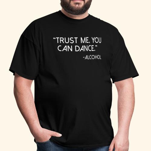 Trust Me - Men's T-Shirt