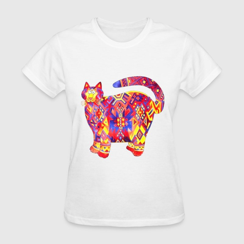 Art Cat Women's T-Shirts - Women's T-Shirt