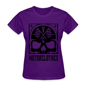ALL purple - Women's T-Shirt