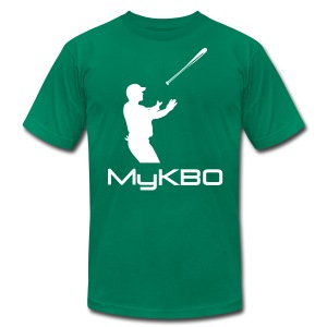 MyKBO Alternate II - Men's T-Shirt by American Apparel