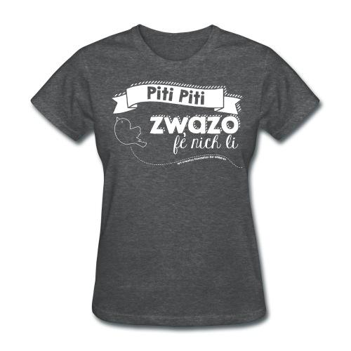 Piti, Piti - Women's - Women's T-Shirt