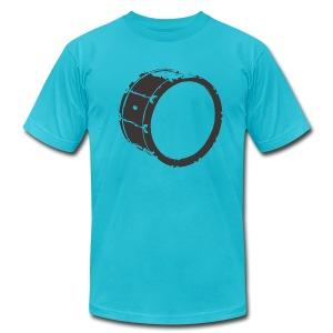 Bass Drum Tee - Men's Fine Jersey T-Shirt