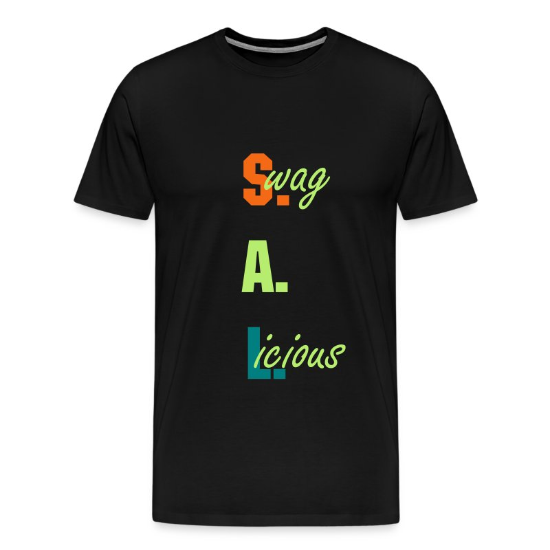 Men's Str8 Swag-A-Licious Tee2 - Men's Premium T-Shirt