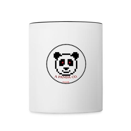 apandaco1.png - Contrast Coffee Mug