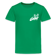 Kids' Shirts ~ Kids' Premium T-Shirt ~ Kids' size logo t-shirt