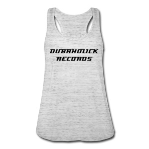 Dubaholick Records Flowy Tank Top - Women's Flowy Tank Top by Bella
