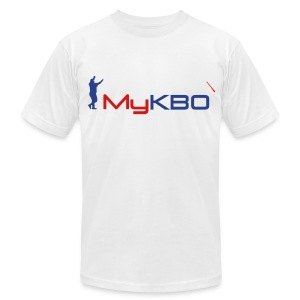 Another MyKBO Alternate - Men's T-Shirt by American Apparel