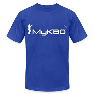 MyKBO Alternate Alternate - Men's T-Shirt by American Apparel