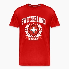 switzerland_soccer T-Shirts