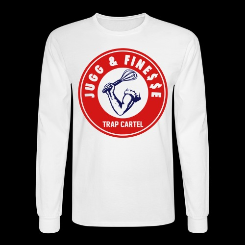 Juug &  Fine$$e - Men's Long Sleeve T-Shirt