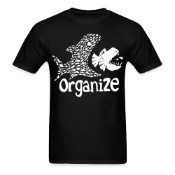 Organize Politics - Anarchism - Anti-capitalism - Libertarian - Communism - Revolution - Anarchy - Anti-government - Anti-state