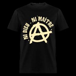 Ni dieu ni maître Politics - Anarchism - Anti-capitalism - Libertarian - Communism - Revolution - Anarchy - Anti-government - Anti-state