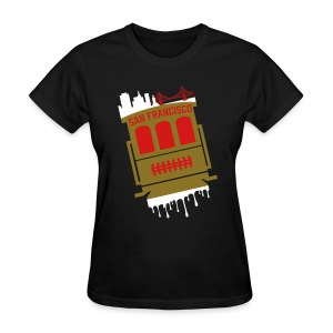 SF Cable - Women's T-Shirt