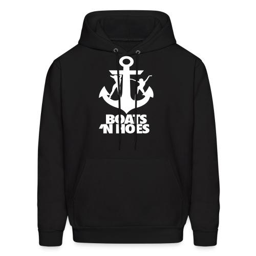 Boats And Hoes Hooded Sweatshirt - Men's Hoodie
