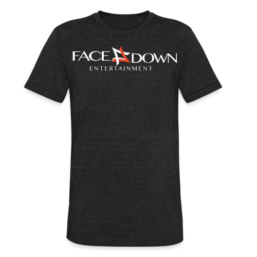 Face Down - Unisex Tri-Blend T-Shirt