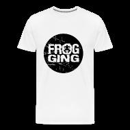 T-Shirts ~ Men's Premium T-Shirt ~ Frogging