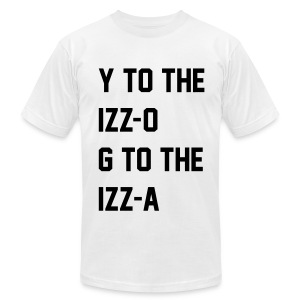 Izzo - Men's T-Shirt by American Apparel