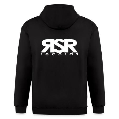 RSR Records - Men's Zip Hoodie