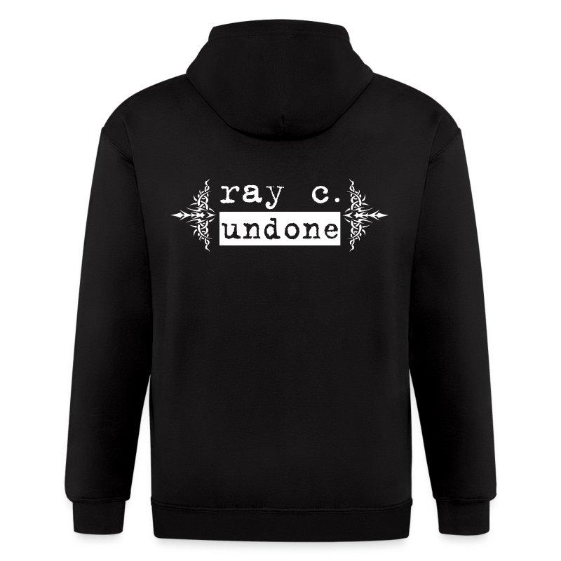 Undone Tribal - Men's Zip Hoodie