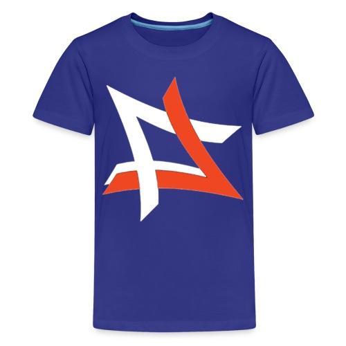 Kids - Face Down - Kids' Premium T-Shirt