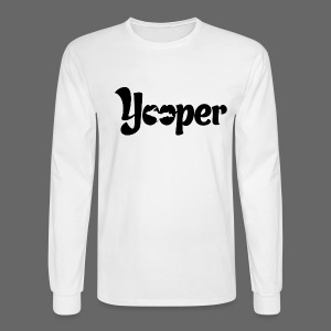 Yooper - Men's Long Sleeve T-Shirt