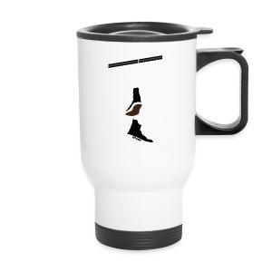 Chicago Shoes - Travel Mug
