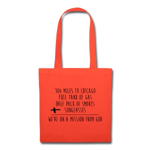 We're On A Mission - Tote Bag