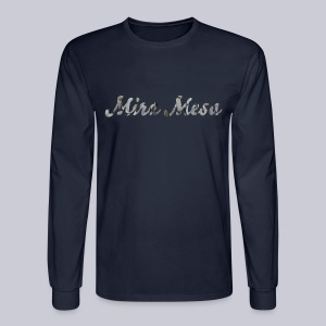 Mira Mesa San Diego - Men's Long Sleeve T-Shirt