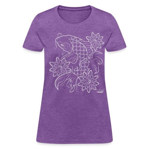 Women's Koi Fish Shirt - Women's T-Shirt