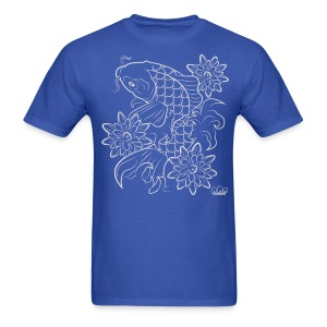 Men's Koi Fish Shirt - Men's T-Shirt