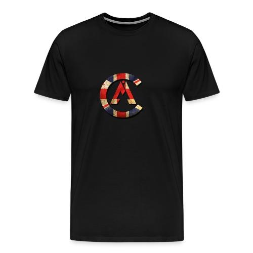 UK Logo Tee - Men's Premium T-Shirt