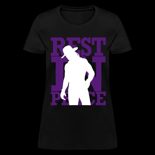 Rest In Peace - Women's T-Shirt