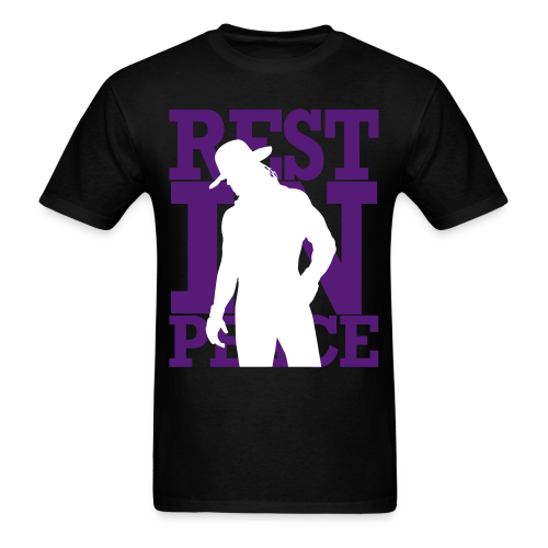 Rest In Peace - Men's T-Shirt