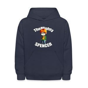 The Mighty Spencer - Kids' Hoodie