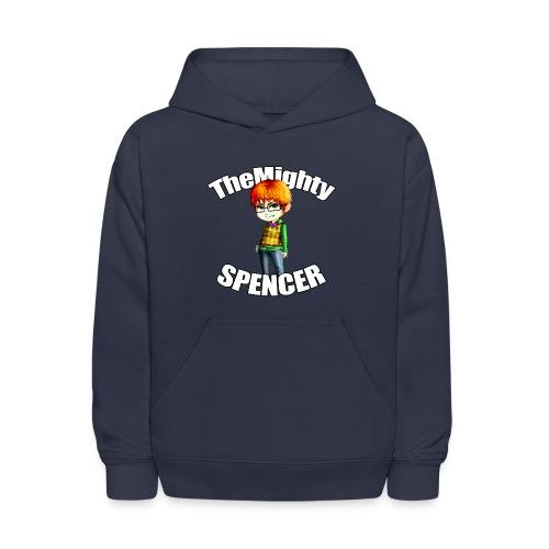 The Mighty Spencer - Kids' Hoodie