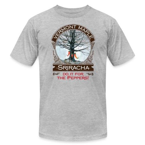 AA Men's T-Shirt - 2 Sided - Men's Fine Jersey T-Shirt