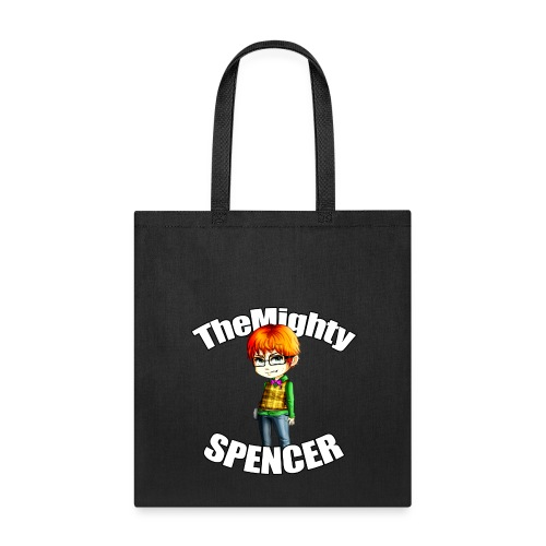 The Mighty Spencer Bag - Tote Bag