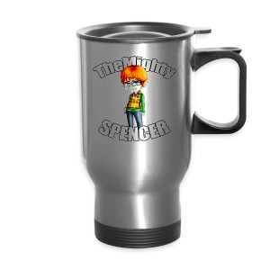 The Mighty Spencer Travel Mug - Travel Mug
