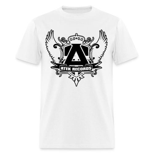 atek logo vent 2.png - Men's T-Shirt