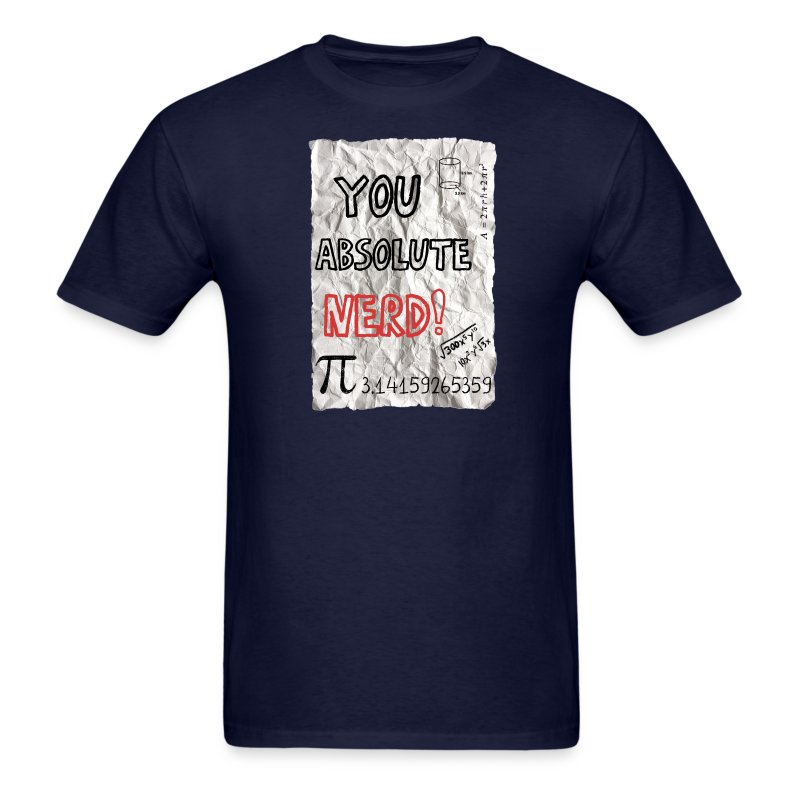 You  ute Nerd M T-shirt - Men's T-Shirt