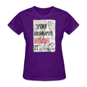 You  ute Nerd - Women's T-Shirt