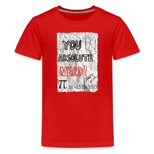 You  ute Nerd - Kids' Premium T-Shirt