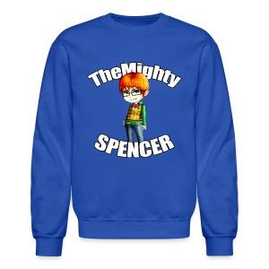 The Mighty Spencer Sweatshirt - Crewneck Sweatshirt