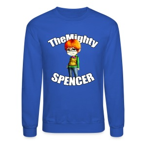 The Mighty Spencer Sweatshirt - Crewneck Sweatshirt