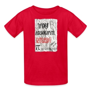 You  ute Nerd - Kids' T-Shirt