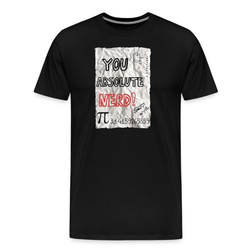 You  ute Nerd - Men's Premium T-Shirt
