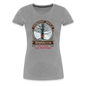 Premium Women's T-Shirt - 1 Sided - Women's Premium T-Shirt