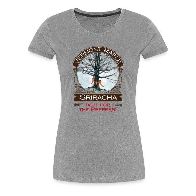 Premium Women's T-Shirt - 1 Sided