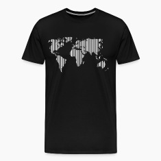 World as a barcode Shirt