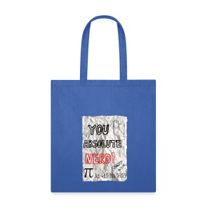 You Absolute Nerd - Tote Bag